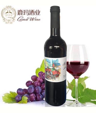 贝罗拉干红葡萄酒