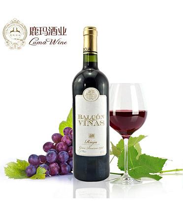 布拉格维纳1998干红葡萄酒 BALCON DE LAS VINS GRAN RESERVA