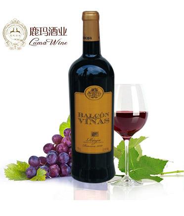 布拉格维纳2010干红葡萄酒 BALCON DE LAS VINS RESERVA