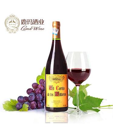 卡洛威城堡干红葡萄酒 EL CORTIJO DE VILIARES